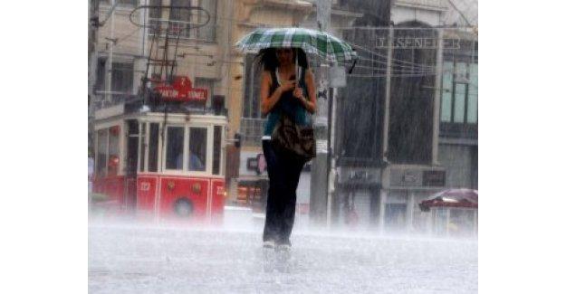 Bayramda yağmur ve fırtına geliyor