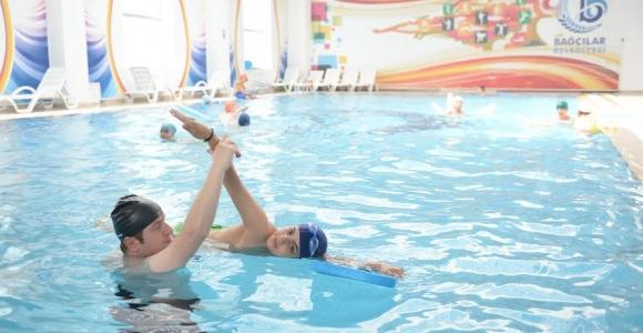 Beden Eğitimi Dersleri Artık Havuzlarda Yapılacak