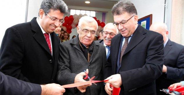 Behiye Selim Pars Ortaokulu Spor salonu açıldı