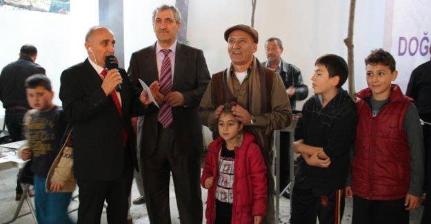 Belediye Başkanı Op. Dr. Altınok Öz hamsi festivaline katıldı