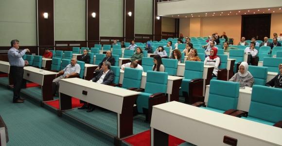 Belediye Personeline Etik Davranış İlkeleri Eğitimi Verildi