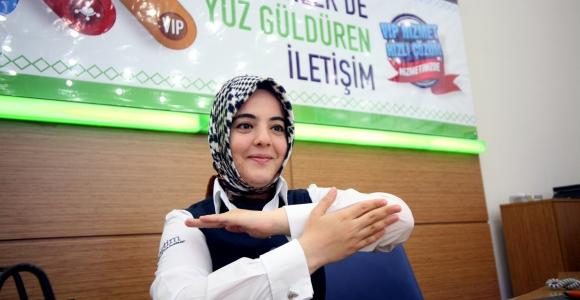 Belediyede İşaret Dili'yle Engelsiz İleşitim