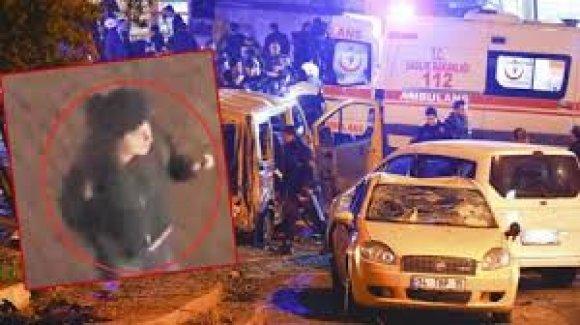 Beşiktaş saldırısındaki sır kadın