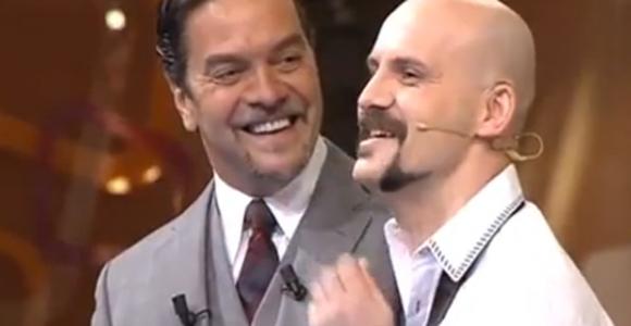 Beyaz Show'da bir kahkaha tufanı daha