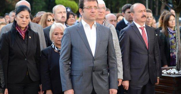 Beylikdüzü Belediyesi, Ankara'da barış için hayatını kaybedenleri andı