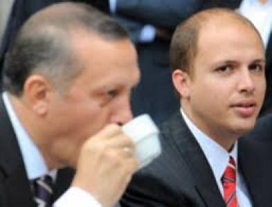 Bilal Erdoğan'a Gözaltı Şoku