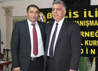 Bitlis'lilerin yeni başkanı Şişman oldu
