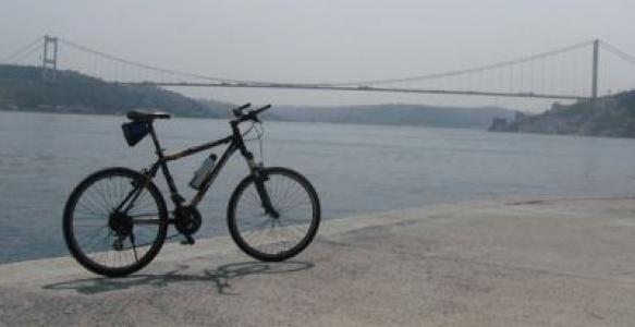 Boğaz'a Yürüme ve Bisiklet Yolu Geliyor