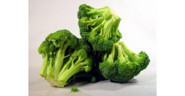 Brokoli hava kirliliğinin etkilerinden koruyor