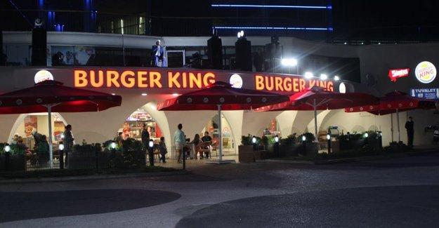 Burger King üstü Yöresel Günler  olur mu ?