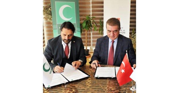 BYEGM ve Yeşilay İşbirliği Protokolü İmzaladı