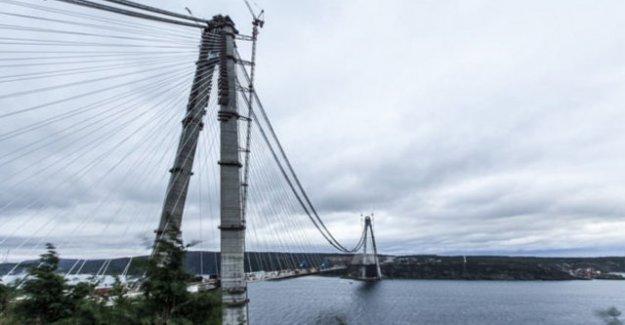 Çanakkale 1915 Köprüsü'ne 24 firma talip oldu