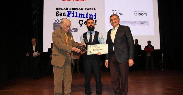 Çanakkale Kısa Film Yarışması'nı Kazanan İsimler Ödüllerine Kavuştu