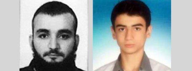 Canlı bombanın cesedi Adli Tıp'tan alındı