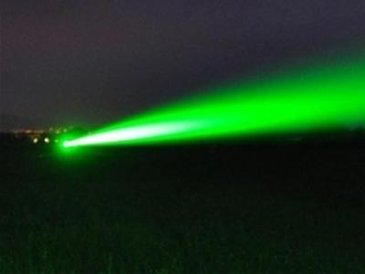 Casus uçaklara lazer topu