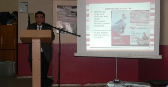 Çatalca Belediyesi Projeleri Halka Anlatılıyor