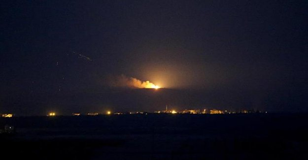 Cerablus'u DAEŞ'ten kurtarma operasyonu başladı