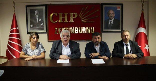 CHP Ankara'daki katliamı lanetledi