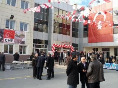 CHP Başakşehir'den Başarılı Önseçim