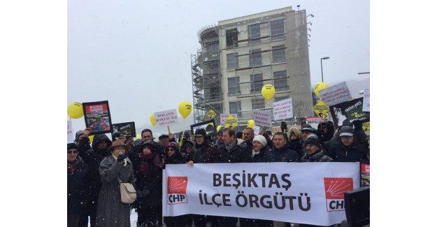 CHP Beşiktaş İlçe Örgütü Bebek Betonlaşmasın Dedi