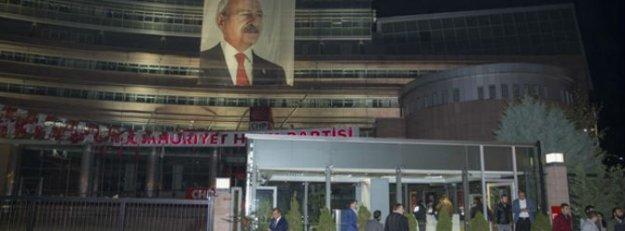 CHP Genel Merkezi önünde ateş açan saldırgan yakalandı