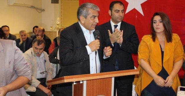 CHP  İl Başkanı Canpolat : İlk Seçimde İstanbul'da 12 Yeni İlçe Bizim