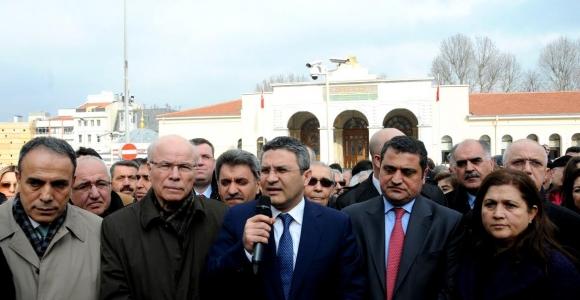 CHP il başkanı Salıcı  açıklama yaptı