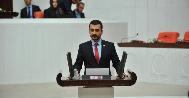 CHP'li Eren Erdem'den ilginç iddialar