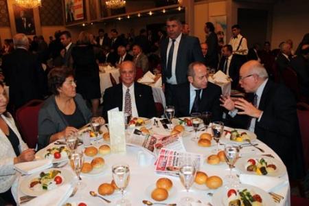 CHP Sarıyer'den Muhteşem Dayanışma Gecesi…