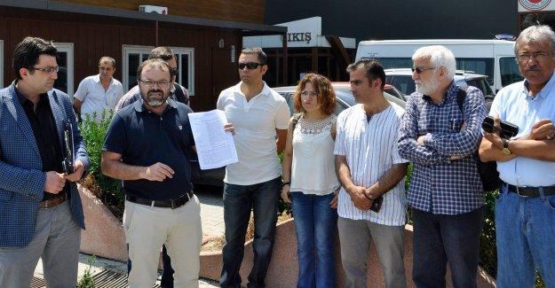 CHP'li meclis üyesinin tehdit ettiği gazeteci suç duyurusunda bulundu