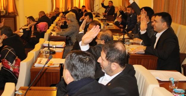 CHP'li  Üsküdar Zeytinburnu Meclisinde  Plansız Göç'ü Konuştu