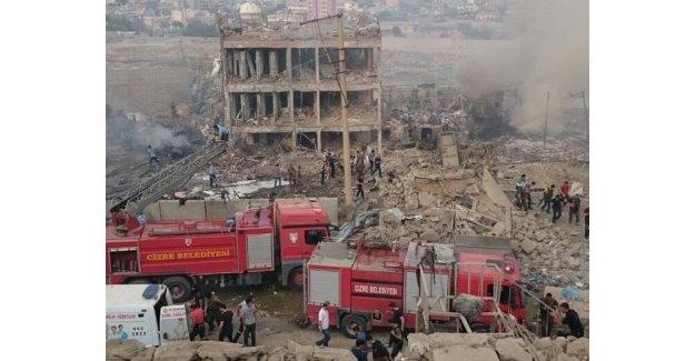 Cizre'de polis noktasına PKK saldırısı