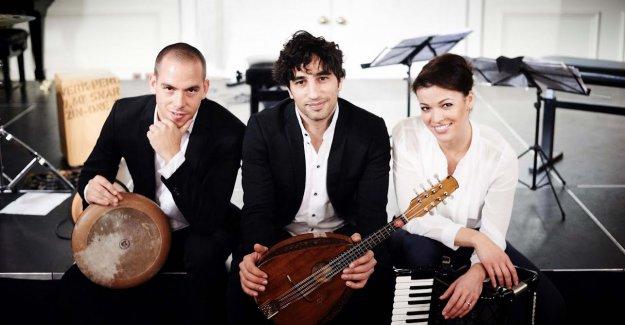 CRR'den İstanbullulara  müzik dolu bir hafta