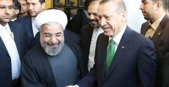 Cumhurbaşkanı Recep Tayyip Erdoğan, İran'a gitti