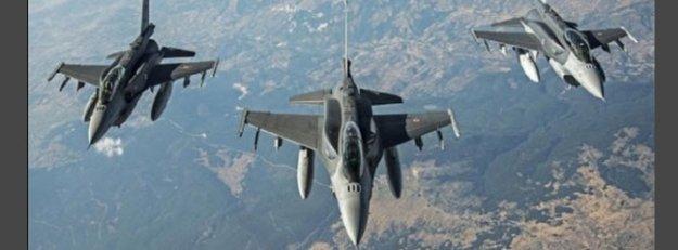 Dağlıca'da hava operasyonu