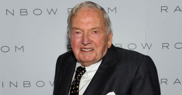 David Rockefeller hayatını kaybetti. David Rockefeller kimdir?