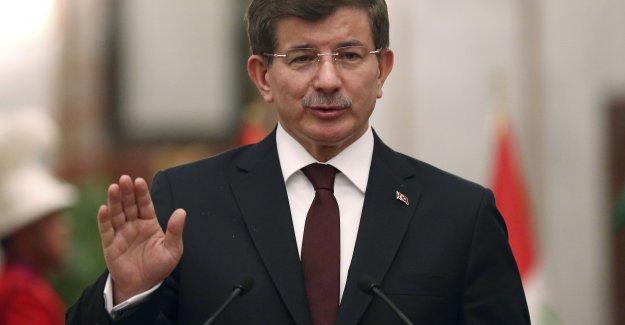 Davutoğlu: 'Tüm Kadrolarımızla Saldırının Takipçisi Olacağız'