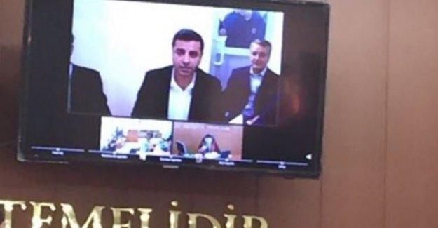 Demirtaş ifade verdi: PKK'nın ne yöneticisi, ne üyesi, ne sempatizanıyım