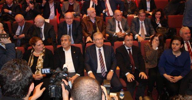 Deniz Baykal Zeytinburnu'nda Hayır Kampanyasını Başlattı