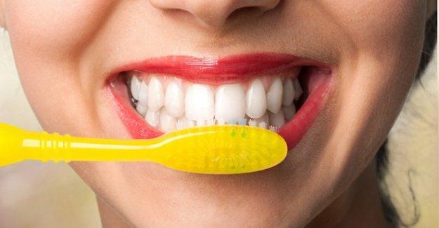 Dişlerin de bahar temizliğine ihtiyacı var!