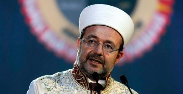 Diyanet İşleri Başkanı: Saldırıyı Yapanların Allah'a Saygısı Yok
