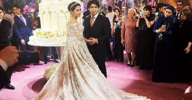 Dünyanın en müsrif düğünü