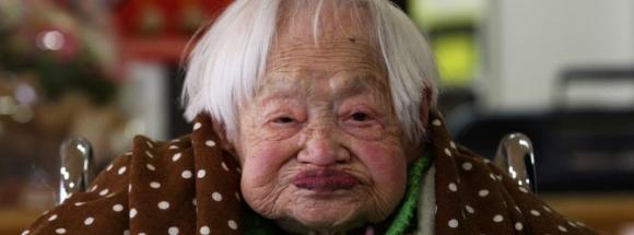 'Dünyanın en yaşlısı' oldu 6 gün sonra öldü!