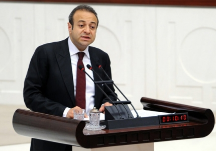 Egemen Bağış'tan Meclis'te muhalefete sert tepki