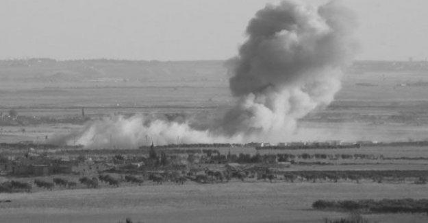El Bab'dan kara haber: 1 asker şehit, 9 asker yaralı