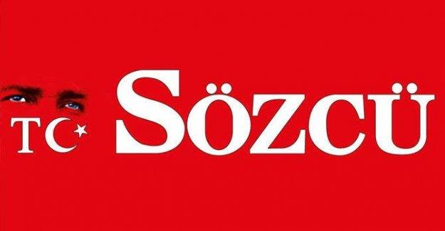 Emek Hırsızı Sözcü Gazetesi