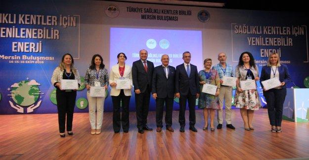 En iyi Şehir Planlama Ödülü Kadıköy Belediyesi'nin