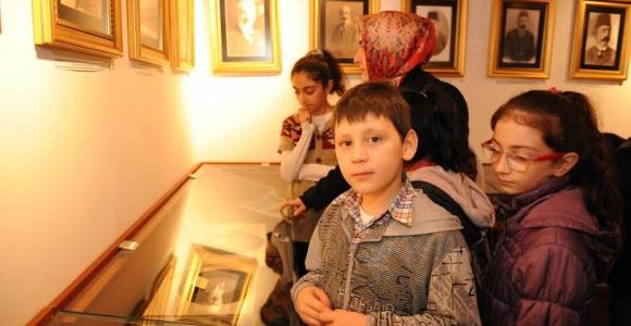 En zengin Akif Müzesi