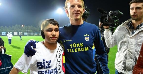 """Engelsiz Gönüllerin """"Fenerbahçe"""" Heyecanı…"""
