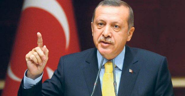 Erdoğan'dan Sağduyu Çağrısı